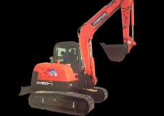 <b>小型组装挖掘机开沟技巧讲解</b>